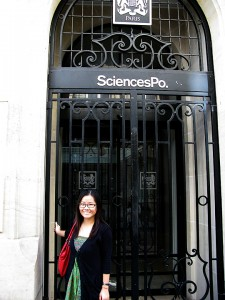 From Grinnell to Sciences Po Paris Part I