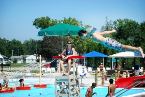 Aquatic Center likely to be free for students this summer