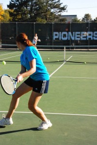 Women's Tennis, still perfect after all these matches