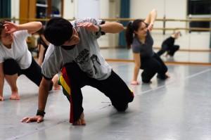Capoeira Club Moves to Bucksbaum draws crowds