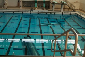 Air Duct Falls, Pool Drained