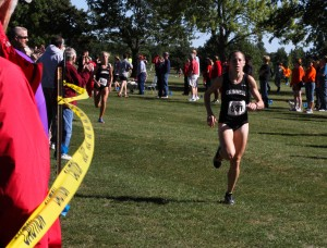 Pioneer Runners Shine at Home