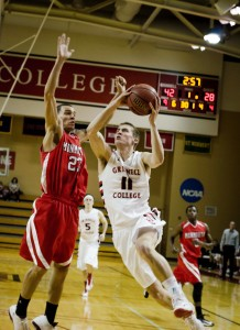 Men's basketball continues quest to host conference tourney