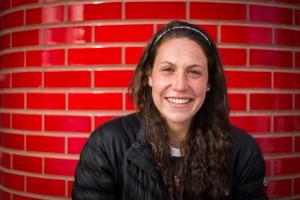 Spotlight: Hayley Levin '16