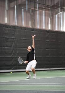 Tennis set to serve this season