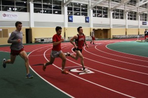 Track and field on track for success