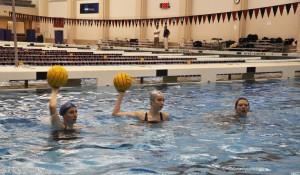 Women's water polo splashes into the season