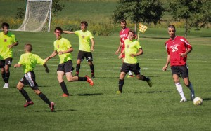 Grinnell Soccer Kicks Off Season With Mixed Results