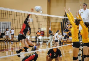 With a Spike in First-Years, Volleyball Set for a Good Season
