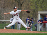 Ian Sales '15 has been one of the Pioneer's top pitchers this season