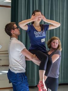 Dance workshop - Sarah Ruiz
