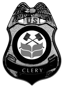clery act badge