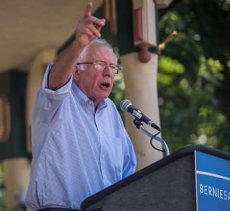Bernie Sanders - John Brady