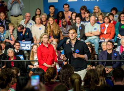 Hillary Clinton - John Brady