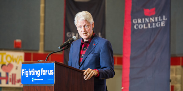 Bill Clinton - John Brady
