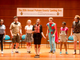 The 25th Annual Putnam County Spelling Bee will be playing in Sebring-Lewis Theatre this Friday and Saturday at 7:30 p.m. and Sunday at 2 p.m. Photo by Sarah Ruiz
