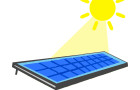 Solar panels soak up Grinnell sunlight, give back