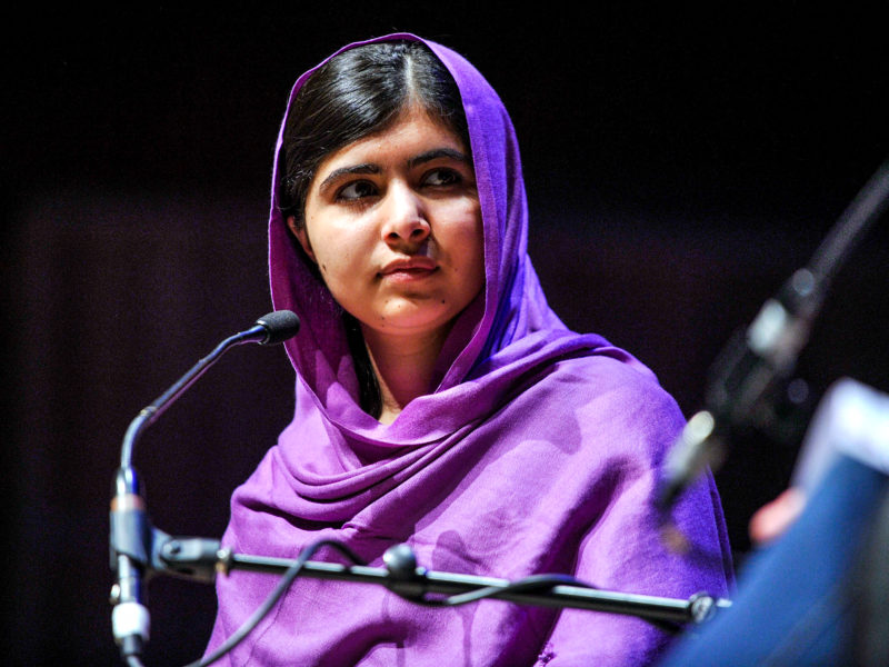 """He Named Me Malala"" emphasizes development in peace building. Photo contributed"