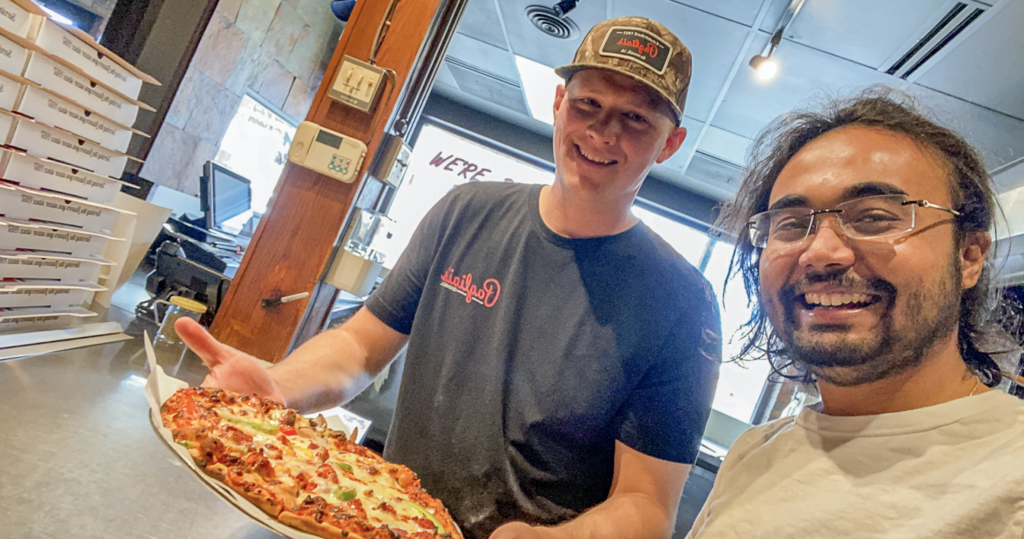 Pagliai's teams up with students to bring international flavor to local pizza – The Scarlet and Black