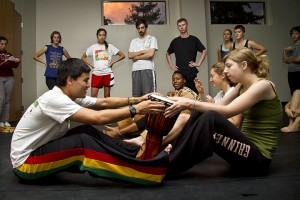 Grinnell Capoeira